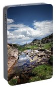 Continental Divide Above Twin Lakes 3 - Weminuche Wilderness Portable Battery Charger