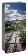 Continental Divide Above Twin Lakes 6 - Weminuche Wilderness Portable Battery Charger