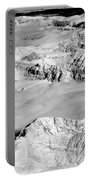 Continental Divide Clouds Rocky Mountains Portable Battery Charger