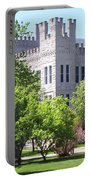 Cook Hall Illinois State Univerisity Portable Battery Charger