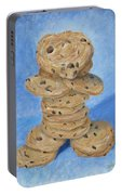 Cookie Monster Portable Battery Charger