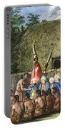 Cook:sandwich Islands 1779 Portable Battery Charger