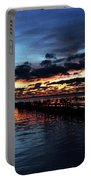 Cool Morning Rise  Portable Battery Charger