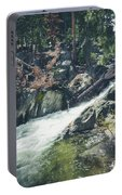 Cool Mountain Stream Portable Battery Charger