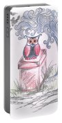 Cool Owl Portable Battery Charger