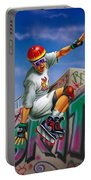 Cool Skater Portable Battery Charger