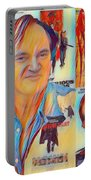 Cool Tarantino Portable Battery Charger