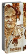 Cool Tarantino Poster Portable Battery Charger