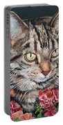Cooper The Cat Portable Battery Charger