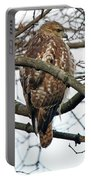 Coopers Hawk Winter Portable Battery Charger