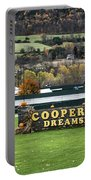 Cooperstown Dreams Park Portable Battery Charger