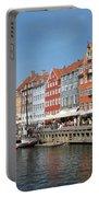 Copenhagen Harbor Portable Battery Charger