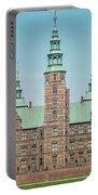 Copenhagen Rosenborg Castle Back Facade Portable Battery Charger