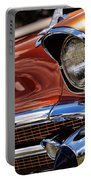 Copper 1957 Chevy Bel Air Portable Battery Charger