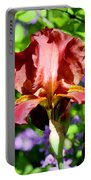 Copper Iris Squared 5 Portable Battery Charger
