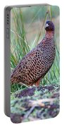 Copper Pheasant Portable Battery Charger