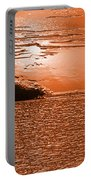 Copper Plate Sunrise Portable Battery Charger