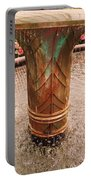 Copper Water Fountain Portable Battery Charger