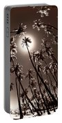 Coppertone Palms Portable Battery Charger