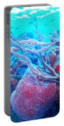 Coral Candy Portable Battery Charger