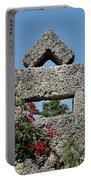 Coral Castle For Love Portable Battery Charger