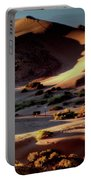 Coral Pink Sand Dunes Dawn Portable Battery Charger