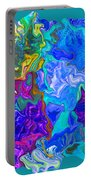 Coral Reef Fantasy Portable Battery Charger