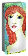 Coralia, The Mermaid Portable Battery Charger