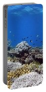 Corals Garden Portable Battery Charger