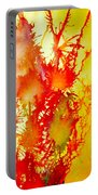 Corals In Sunrise  Portable Battery Charger
