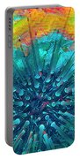 Corals Under The Sea Color Burst Portable Battery Charger