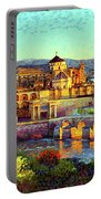 Cordoba Mosque Cathedral Mezquita Portable Battery Charger