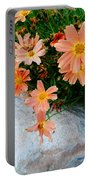 Coreopsis Sienna Sunset Portable Battery Charger