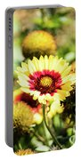 Coreopsis Tickseed Portable Battery Charger