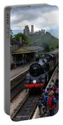 Corfe Castle Station Portable Battery Charger