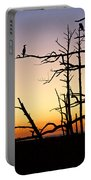 Cormorant Sunset Portable Battery Charger