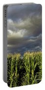 Corn Field Beform Storm Portable Battery Charger