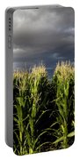 Corn Field. Portable Battery Charger