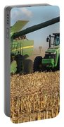 Corn Harvest Portable Battery Charger