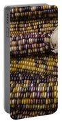 Corn Kernals Portable Battery Charger