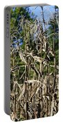 Corn Stalks Drying Portable Battery Charger