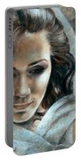 Cornelia Portrait2 Portable Battery Charger
