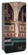 Corner Market Pikes Place Market Portable Battery Charger