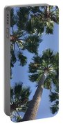 Corner Palms Portable Battery Charger