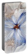 Cornflower Blues Portable Battery Charger