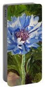 Cornflower Portable Battery Charger