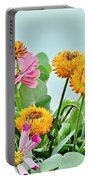 Cornflowers 20 Portable Battery Charger