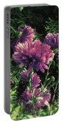 Cornflowers Autumngraphy - Photopainting Light Portable Battery Charger