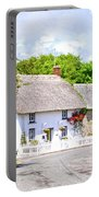 Cornish Thatched Cottage Portable Battery Charger