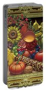 Cornucopia Overflowing Portable Battery Charger